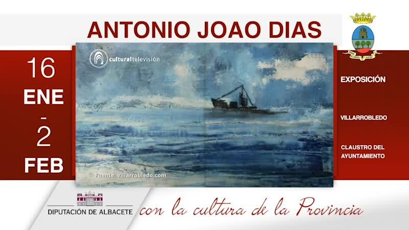 ANTONIO JOAO DIAS | EXPOSICIÓN