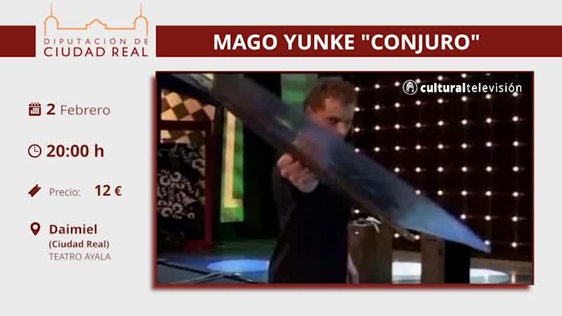 """MAGO YUNKE """"CONJUROS"""""""