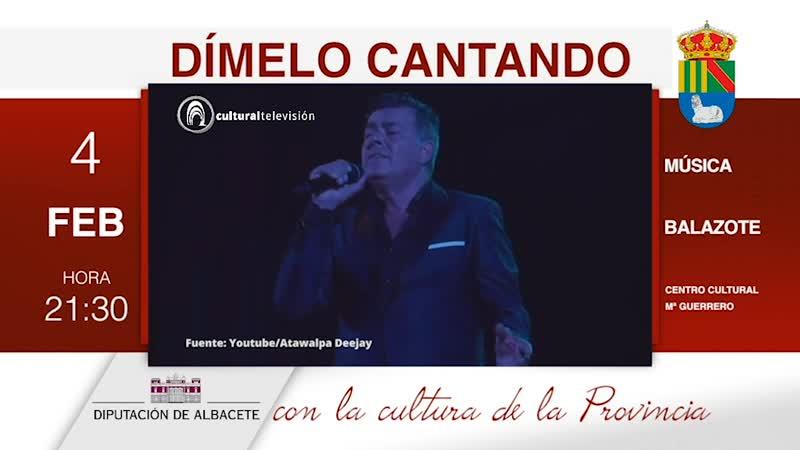 DÍMELO CANTANDO | ALEJANDRO CANALS & MARÍA GARCÍA