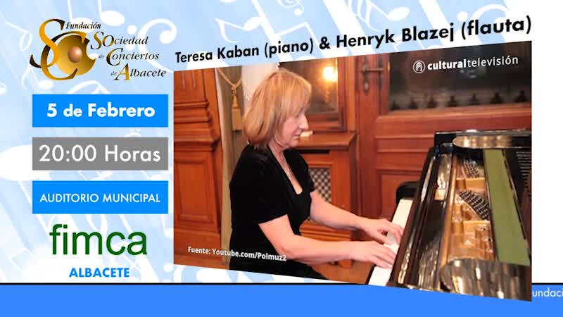 TERESA KABAN & HENRYK BLAZEJ