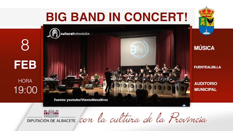 BIG BAND BOOM IN CONCERT!