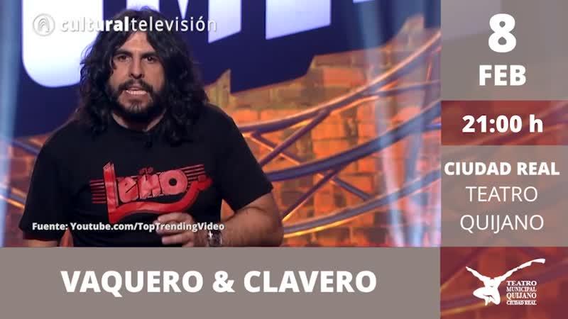 VAQUERO & CLAVERO