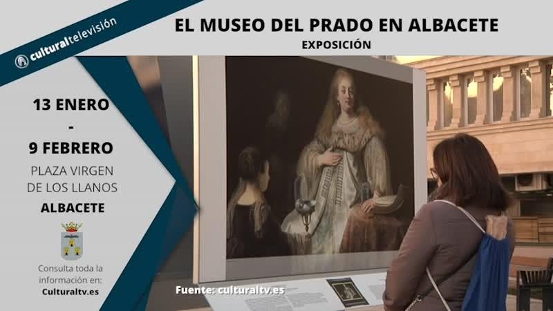 EL MUSEO DEL PRADO EN ALBACETE