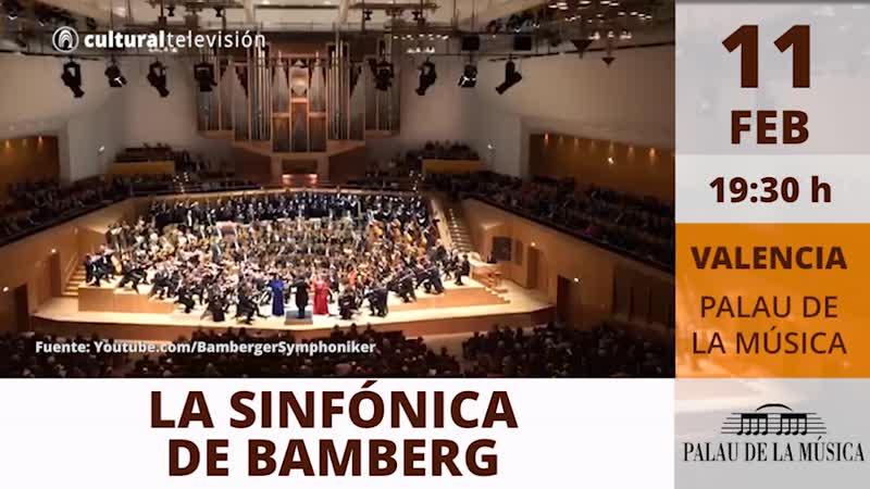 LA SINFÓNICA DE BAMBERG