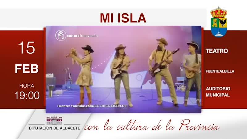 MI ISLA | LA CHICACHARCOS