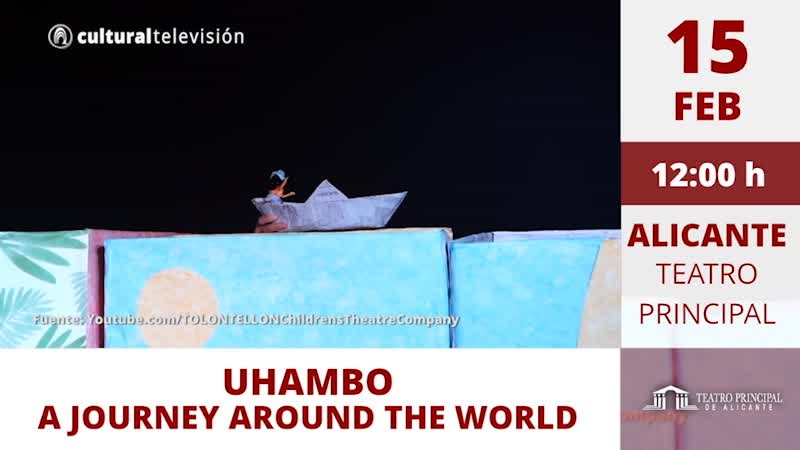 UHAMBO, A JOURNEY AROUND THE WORLD