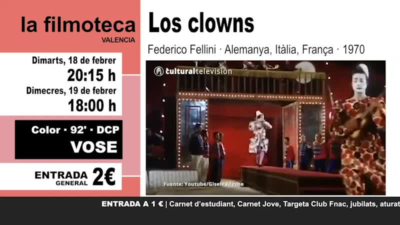 LOS CLOWNS