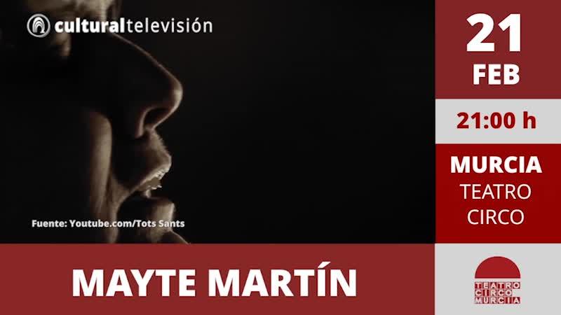 MAYTE MARTÍN