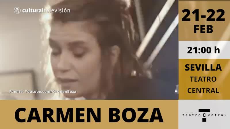 CARMEN BOZA