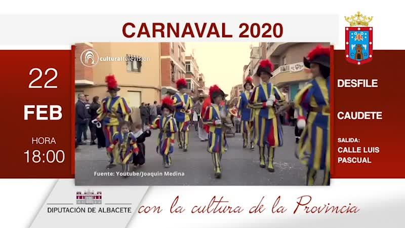 CARNAVAL 2020 | CAUDETE