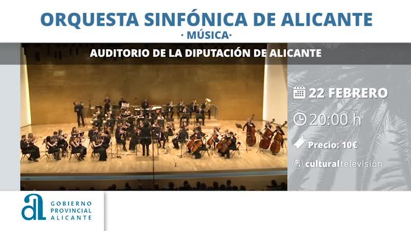 ORQUESTA SINFÓNICA DE ALICANTE