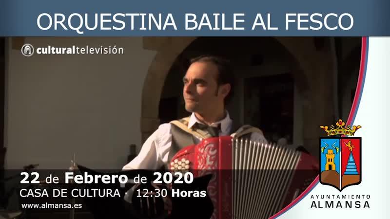ORQUESTINA BAILE AL FRESCO