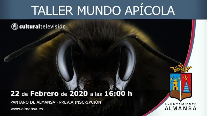 TALLER MUNDO APÍCOLA