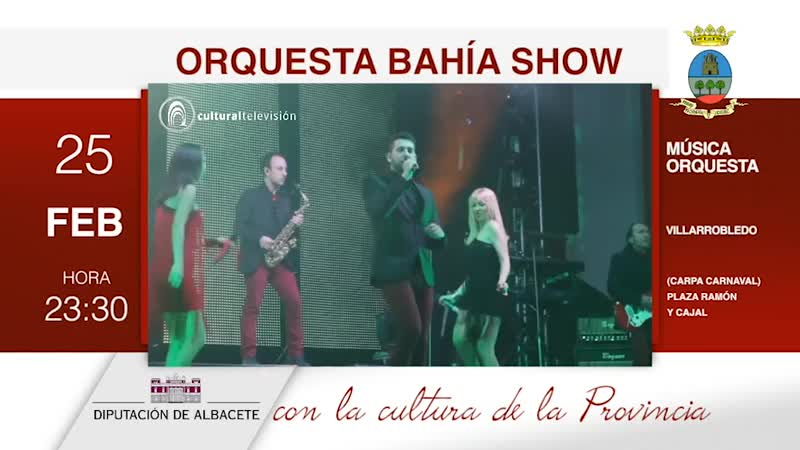 ORQUESTA BAHÍA SHOW