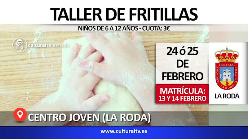 TALLER DE FRITILLAS