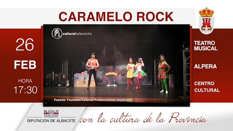 CARAMELO ROCK