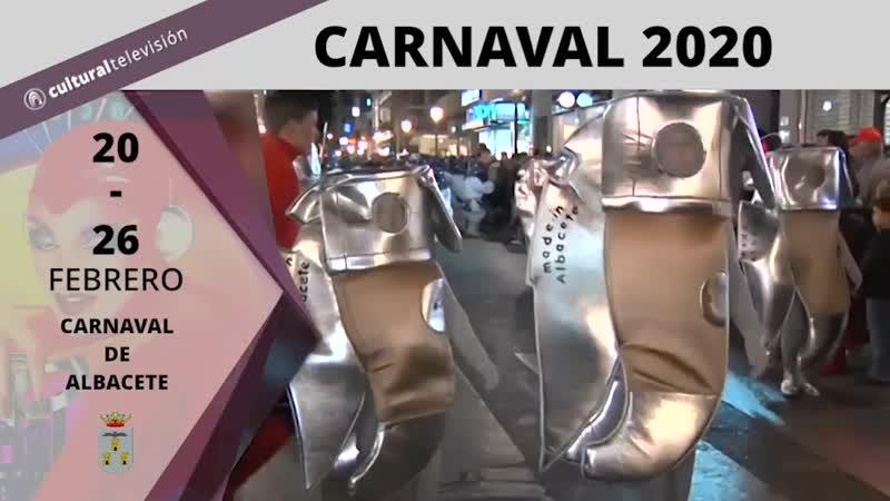CARNAVAL DE ALBACETE 2020