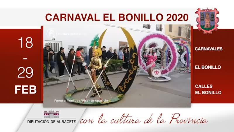CARNAVAL EL BONILLO 2020
