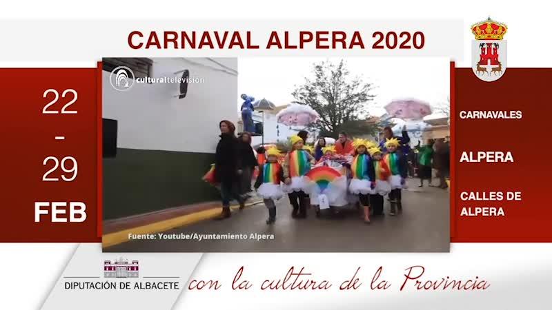 CARNAVAL ALPERA 2020