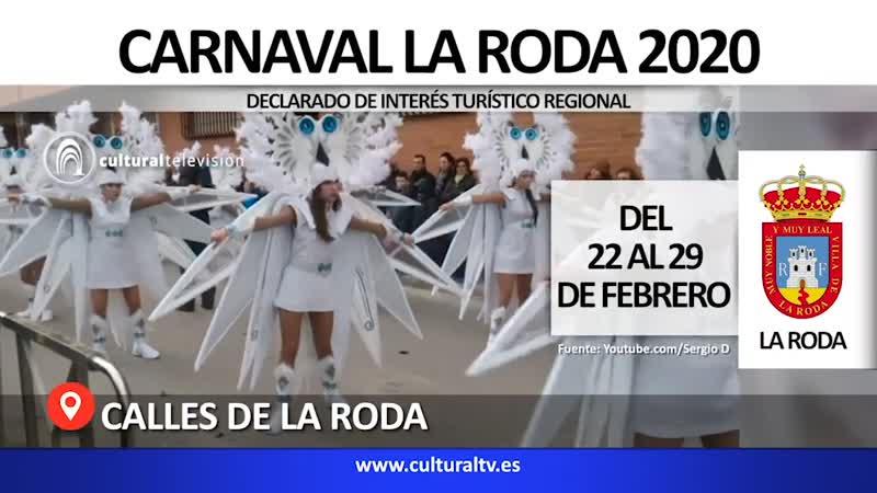 CARNAVAL LA RODA 2020