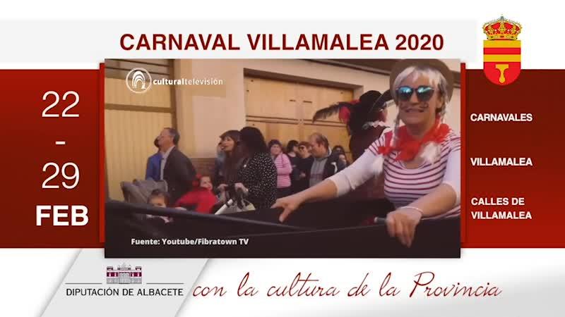 CARNAVAL VILLAMALEA 2020