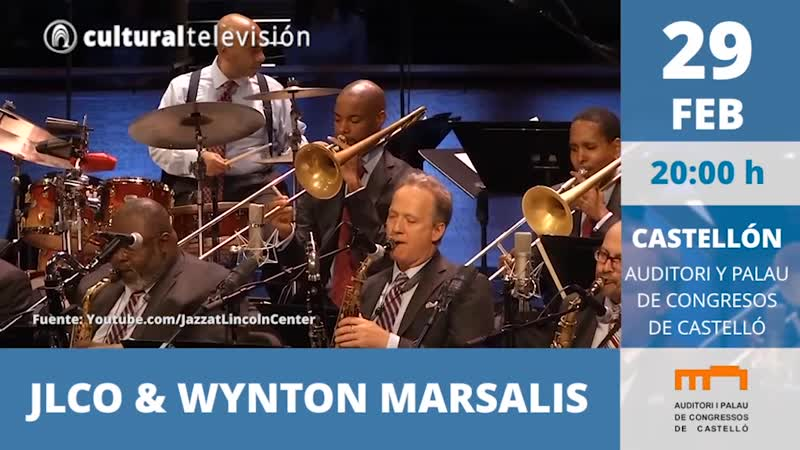 JLCO & WYNTON MARSALIS