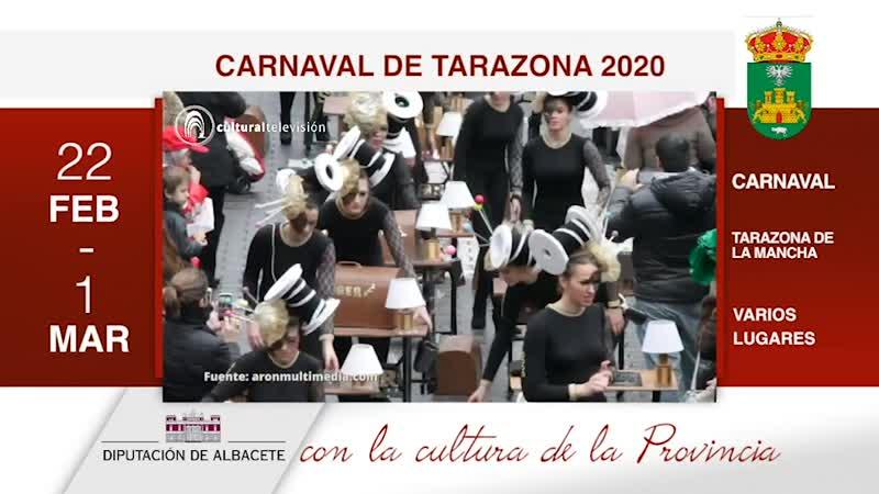 CARNAVAL DE TARAZONA DE LA MANCHA 2020