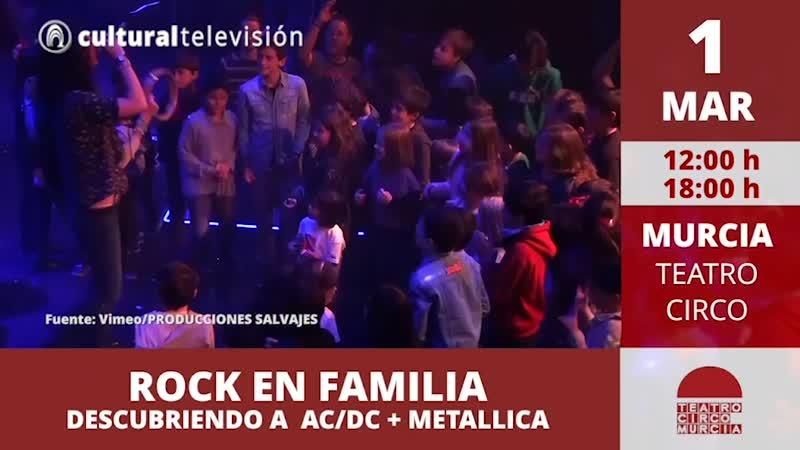 DESCUBRIENDO A AC/DC + METALLICA