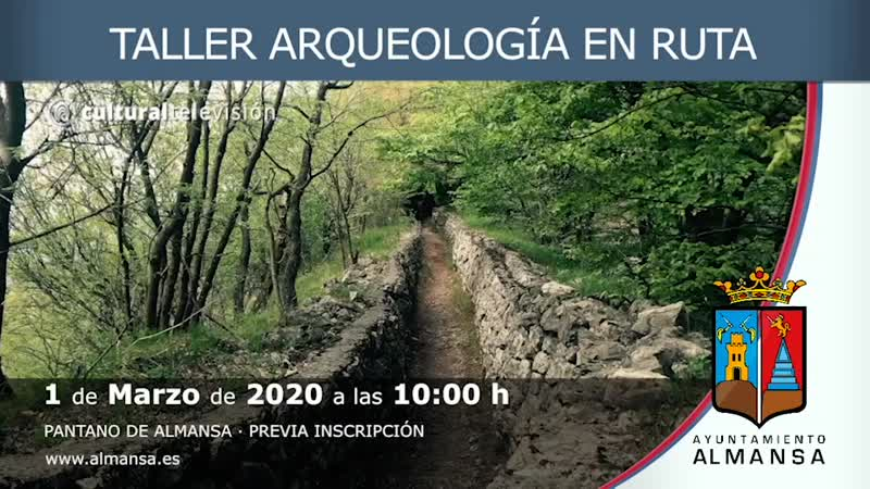 TALLER ARQUEOLOGÍA EN RUTA
