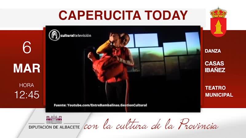 CAPERUCITA TODAY