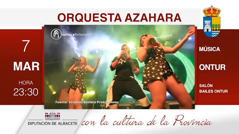 ORQUESTA AZAHARA