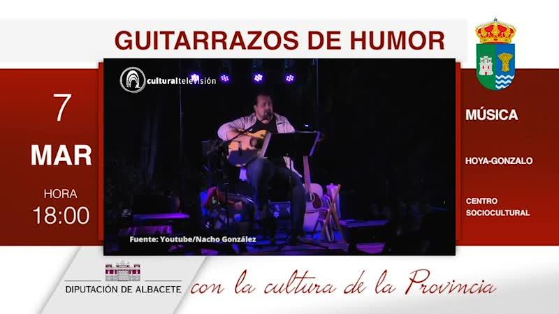GUITARRAZOS DE HUMOR