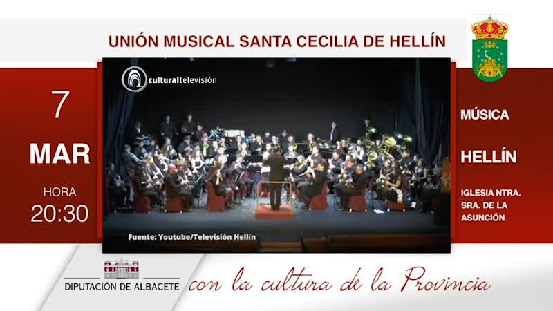 UNIÓN MUSICAL SANTA CECILIA DE HELLÍN