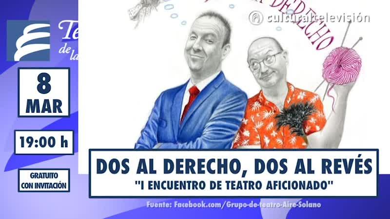 DOS AL DERECHO, DOS AL REVÉS