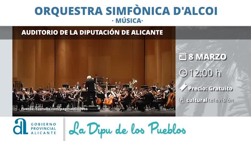ORQUESTRA SIMFÒNICA D'ALCOI