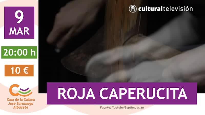 ROJA CAPERUCITA