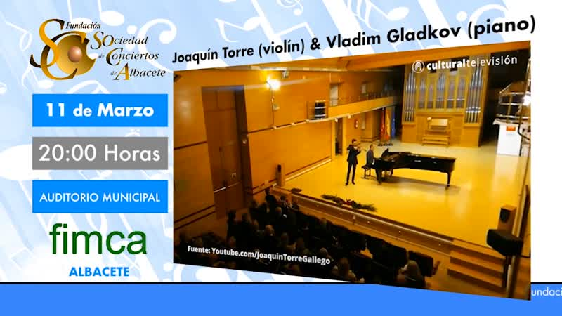 JOAQUÍN TORRE & VADIM GLADKOV