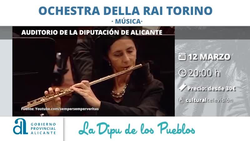 """ORCHESTRA DELLA RAI TORINO """"TITÁN"""""""