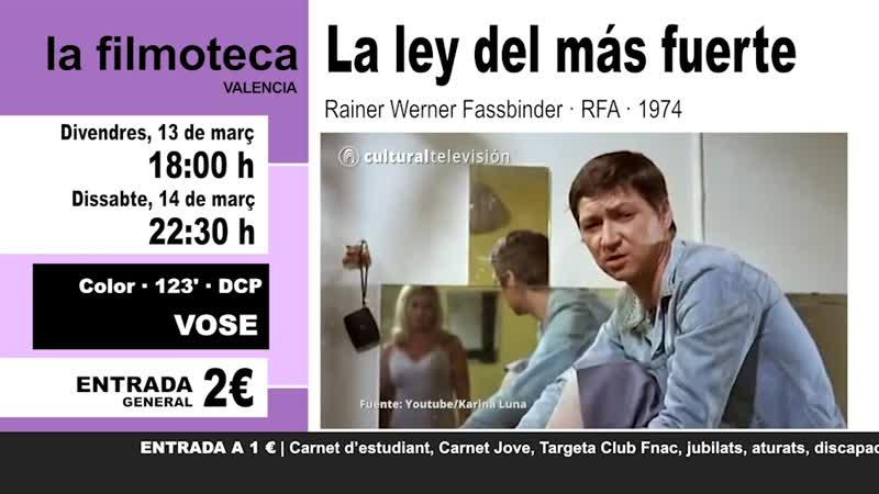 LA LEY DEL MÁS FUERTE