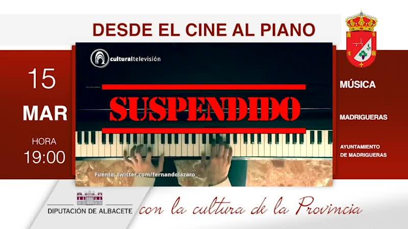 DESDE EL CINE AL PIANO