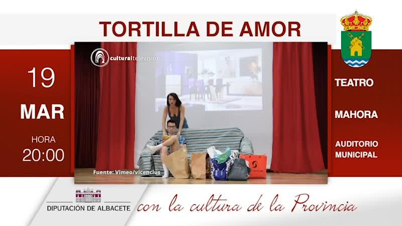 TORTILLA DE AMOR