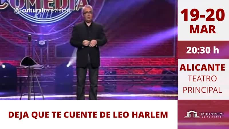 DEJA QUE TE CUENTE DE LEO HARLEM