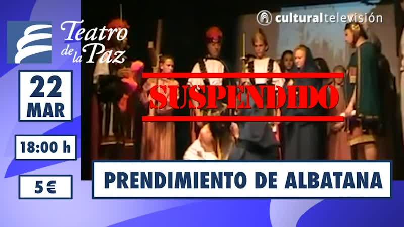 PRENDIMIENTO DE ALBATANA