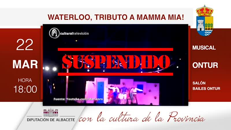 WATERLOO, TRIBUTO A MAMMA MIA!