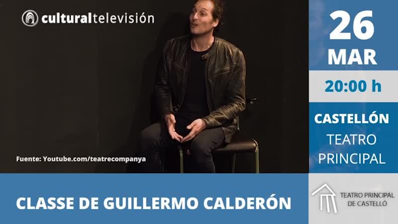 CLASSE DE GUILLERMO CALDERÓN