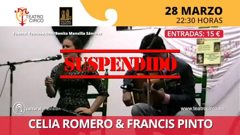 CELIA ROMERO & FRANCIS PINTO