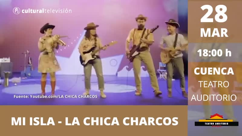 MI ISLA - LA CHICA CHARCOS