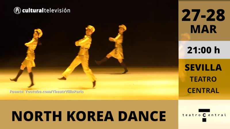 NORTH KOREA DANCE