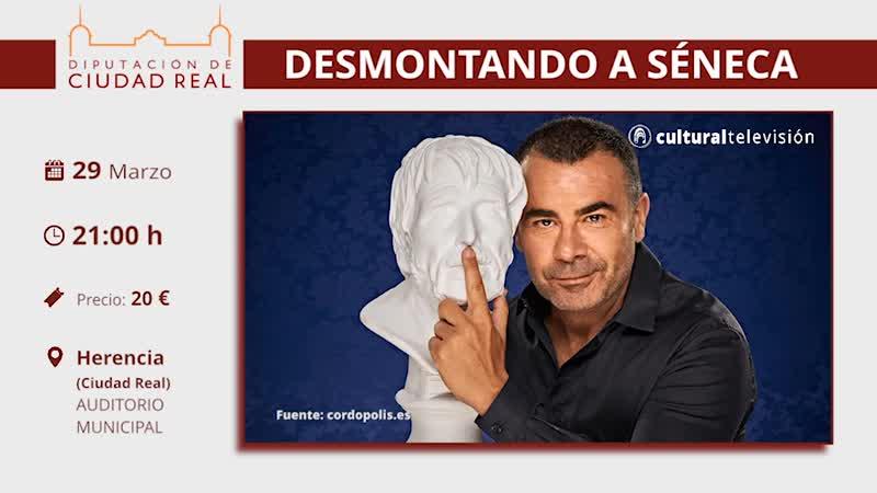 DESMONTANDO A SÉNECA | JORGE JAVIER VÁZQUEZ
