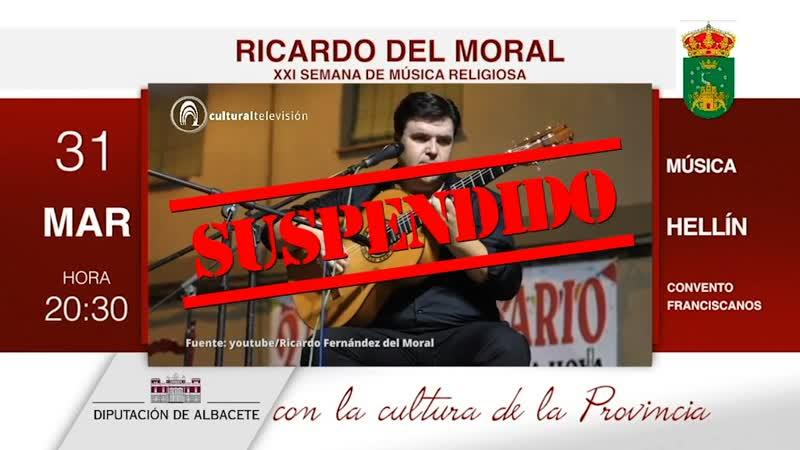 RICARDO DEL MORAL